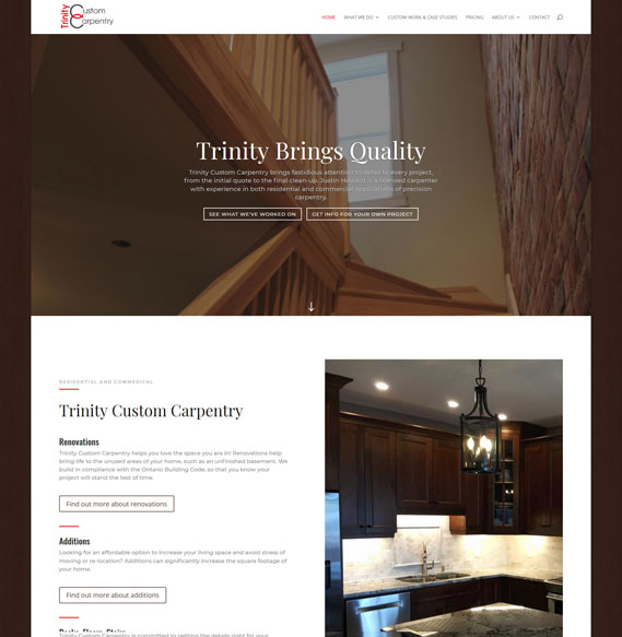 Trinity Custom Carpentry