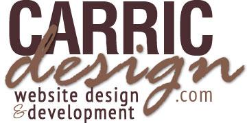 Carric Design Website Design and Development
