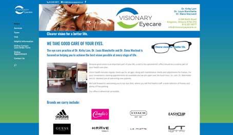 Visionary Eyecare